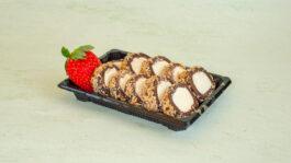 תוספת 3 יח' סושי שוקולד